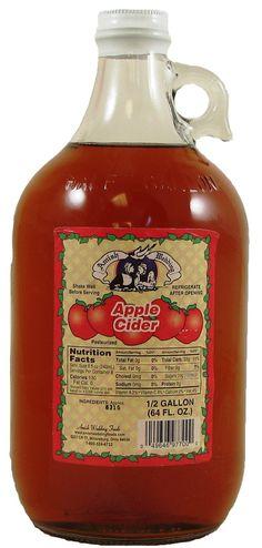 Amish Wedding Apple Cider