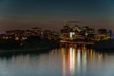 https://flic.kr/p/JHhfFx | Rosslyn Shines at Night | I took my new Sony 24-70 2.8 GMaster lens out on our first date last night, and the glowing skyline of Rosslyn at night, reflecting on the Potomac, set quite the romantic mood.  Follow me: Website | Twitter | Facebook
