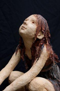 Jurga Sculpteur – terra cotta
