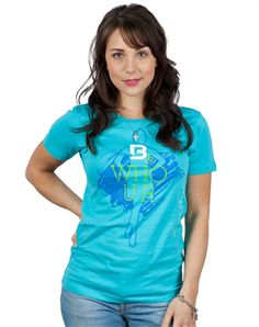 B Who UR - Christian Womens Shirts for $24.99   C28.com