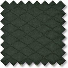 quilt jersey Mørk grøn 95% POLYESTER, 5% ELASTAN  - stof2000.dk