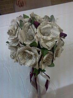 Bridal Bouquets  Music Theme