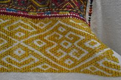 Romanian blouse - ie - detail. Folk Embroidery, Textiles, Costume, Traditional, Detail, Knitting, Blouse, Crochet, Shirts