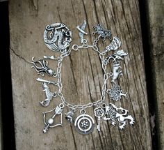 NEW CHARMS Game of Thrones Fully LOADED 16 Charms by sbuderfly, $37.00