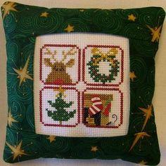 Pillows - Cross Stitch Patterns & Kits (Page 4) - 123Stitch.com