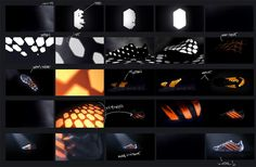 adidas - Battle Pack by Robbin Cenijn, via Behance
