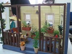 the porch by goldieholl, via Flickr