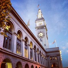 What I like best about the ferry building is I don't have to choose. I can snack on Hog Island Oysters AND get a Roli Roti sando AND eat cowgirl creamery cheese AND get a geranium macaron at Miette. -Corinna P