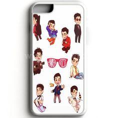 Darren Criss Topman Collage 2 iPhone 7 Case | aneend