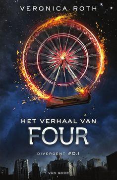 Het verhaal van Four, Veronica Roth  Acht verhalen die zich afspelen in de wereld van 'Divergent', met als hoofdpersoon Four. Ze gaan o.a. over Fours jeugd, waarin hij mishandeld werd door zijn vader en over zijn kennismaking met Tris