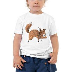 Camiseta zorro mini T Shirts For Women, Tops, Fashion, Funny Sweatshirts, Mini Things, Pretty, Moda, Fashion Styles, Fasion