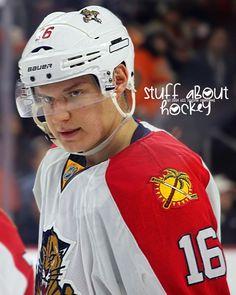 Florida Panthers Aleksander Barkov (Sasha)  http://stuffAboutHockey.com