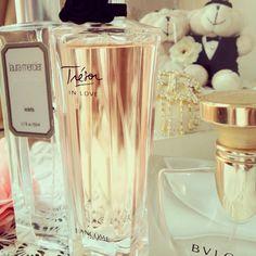 current love #perfume #lancome
