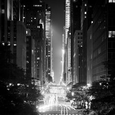 NYC cityscapes without people