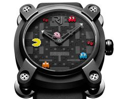 Pac-Man watches.. epic win