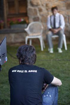 Daniel Sánchez Arévalo y Antonio de la Torre. ¡Qué rule el amor! Foto: Manolo Pavón