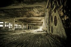 Crumbling History by Priya Ghose - This is a photograph I took while exploring the former Packard Automotive Plant in Detroit, Michigan. Exploring the plant was a unique experience full of thrilling, beautiful, and heartbreaking discoveries, and it will stick with me forever.