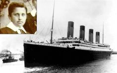 Why did millionaire playboy Ben Guggenheim and his valet Victor Guglio decided not to attempt to board a lifeboat.  Instead the pair dressed for dinner and sat smoking cigars to await their fate as the liner sank.  But a lost photo shows that Victor Guglio was dark-skinned and that has given rise to speculation that the pair knew that the mixed-race valet would be refused entry to a 'first class' lifeboat. And it is thought that he chose to die with his devoted valet.