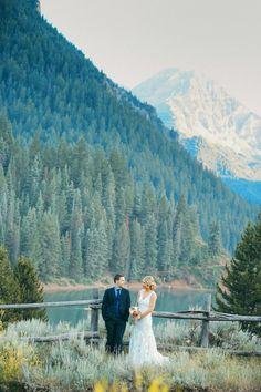 Utah Wedding Photographer | Tibble Fork Summer Bridal {Lena Keir} | http://www.gideonphoto.com/blog