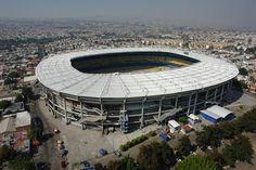 Estadio Jalisco. Club Deportivo Guadalajara S.A.. (Chivas Rayadas). México.