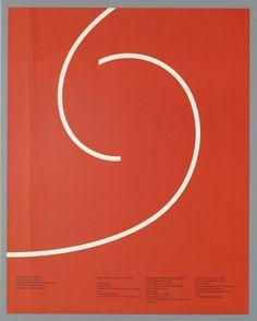 Jacqueline Casey (1927-1991, USA)  MIT Open House poster, 1969  Continua a leggere