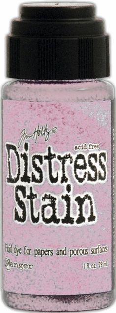 Amazon.com: Ranger TDW-31246 Tim Holtz Distress Stain Fluid Water-Based Dye, Picket Fence, 1-Ounce: Arts, Crafts & Sewing