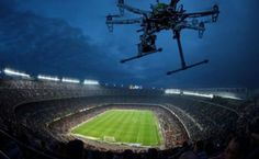 Stadiums and Arenas are keeping the good drones in and the spies out with Dedrone