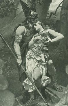 Wotan's farewell to Brunhilde