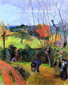 Ma vie lâche, Paul Gauguin