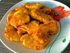 Pyszne kotleciki Szu Szu - Blog z apetytem Polish Recipes, Kids Meals, Onion Rings, Food And Drink, Favorite Recipes, Shrimp, Meat, Chicken, Dinner