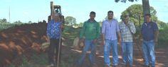 Poço artesiano no Bairro 31 irá beneficiar mais de 40 famílias