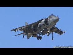 AV8 Harrier Demo...MCAS Yuma Air Show  MCAS Yuma, AZ  Saturday March 9th, 2013    Like spencerhughes2255 on Facebook! -  http://www.facebook.com/pages/Spencerhughes2255/296569063701012