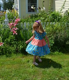 Elves and Angels Children's Clothing Made in the USA little girls dresses