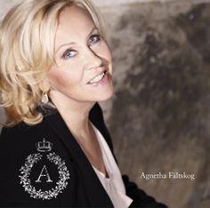 album cover art: agnetha fältskog - a [05/2013]