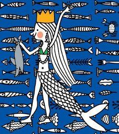 fantasia de sereia (mariana massarani)