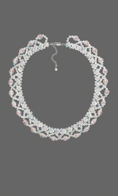 Jewelry Design - Single-Strand Necklace with Swarovski Crystal Beads, Glass Beads and Seed Beads - Fire Mountain Gems and Beads