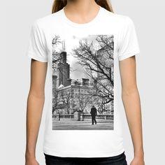 Last Man in Chicago T-shirt