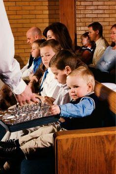 Wie heiligst du den Tag des Herrn?