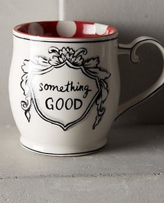 something good tonight made me forget about you for now... #anthrofave #anthropologie #coffeecups