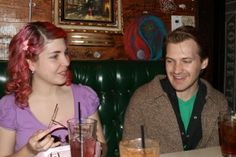 Lizzy Newsome and Trevor Yopp, Toy Joy Owners