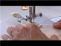 Sewing Basics : How to Sew a Button Hole
