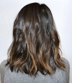 Box No. 216: beautiful brunette