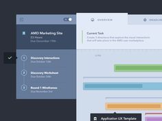 Project Managment Concept by Samuel Thibault