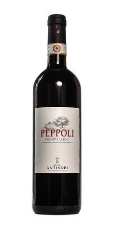 "Antinori ""Pèppoli"" Chianti Classico Buy Online | Convitis HK"