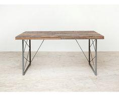 Minimal Reclaimed wood table