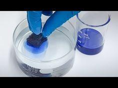 Video: Super Absorbent Sponge Revolutionizes Oil Spill Cleanup - Awareness Junkie