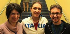 Arianna Errigo vs Andrea Cassarà. Intervista doppia in punta di fioretto