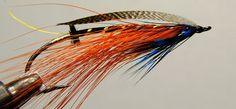 Thunder & Lightening #spey fly