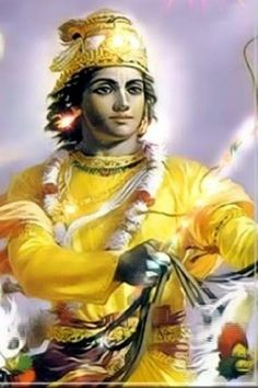 Lord krishna became the charioteer of arjuna and his other name is also known as parth-sarthi..