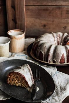 Vanilla Bean Malt Cake by Pastry Affair